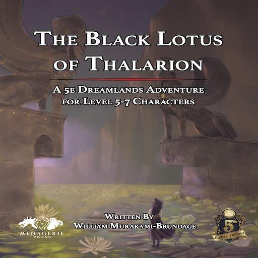 The Black Lotus of Thalarion
