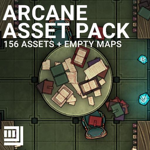Arcane Asset Pack