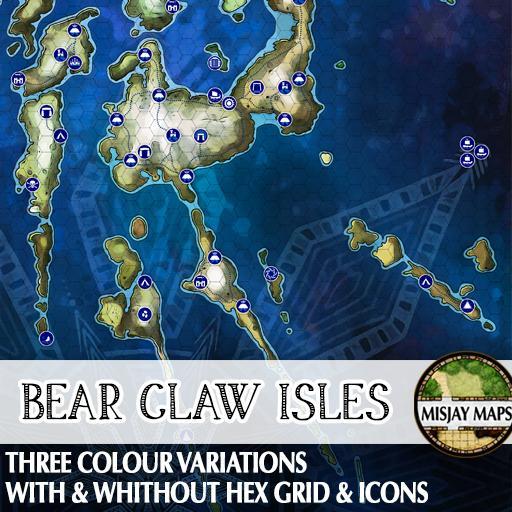 Bear Claw Isles