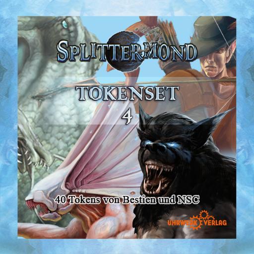 Splittermond - Token Set 4
