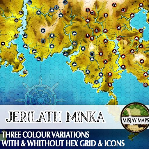 Jerilath Minka