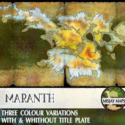 World of Maranth