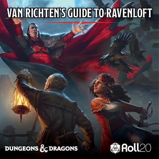 Van Richten's Guide to Ravenloft Player Art Pack