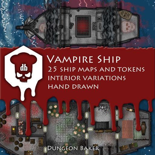 Vampire Ship