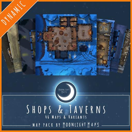 Dynamic   Shops & Taverns