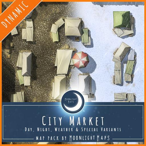 Dynamic   City Market