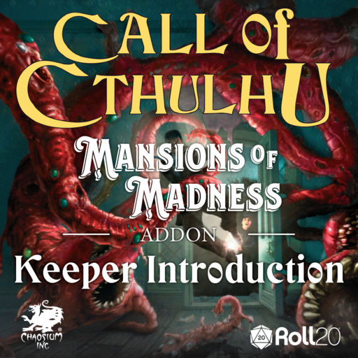 Mansions of Madness Keeper Introduction Addon