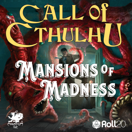 Mansions of Madness: Vol 1