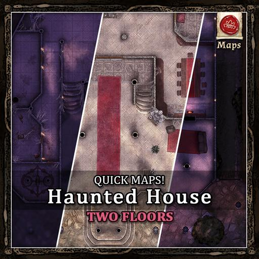 Quick Maps! - Haunted House