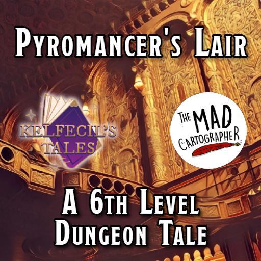 Dungeon Tale: Pyromancer's Lair
