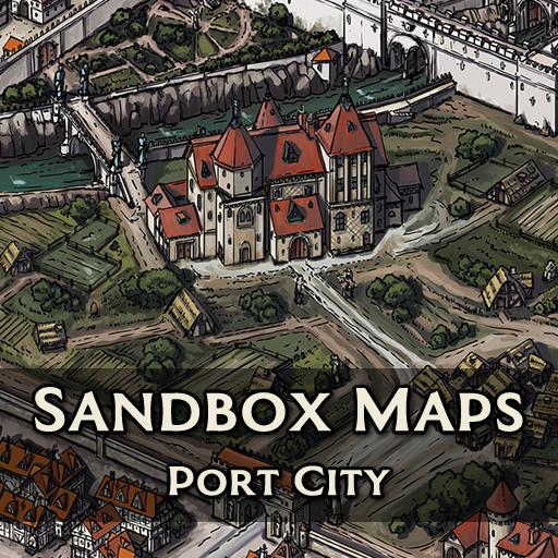 Sandbox Maps - Port City