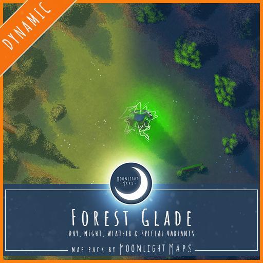Dynamic   Forest Glade