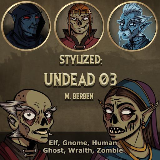 Stylized: Undead 03