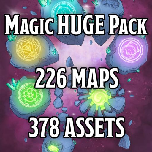 Magic HUGE Pack