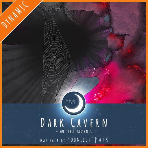 Dynamic   Dark Cavern