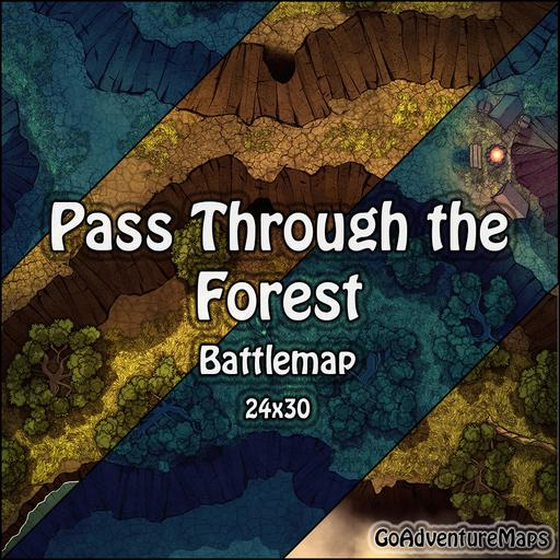 Pass Through the Forest