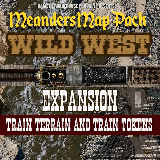 Meanders Map Pack TRAIN EXPANSION
