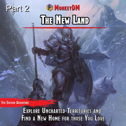 The New Land Part 2