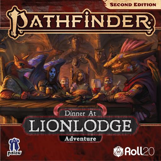 Pathfinder One-Shot #2: Dinner at Lionlodge