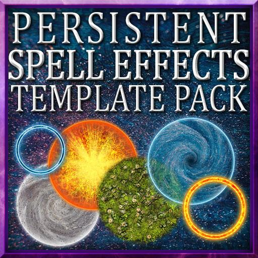 Persistent Spell Effects Template Pack