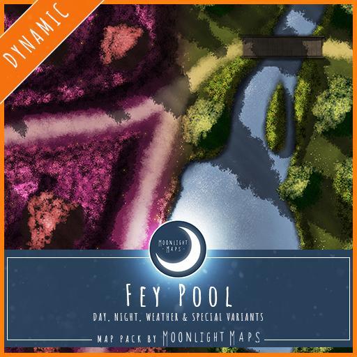 Dynamic   Fey Pool