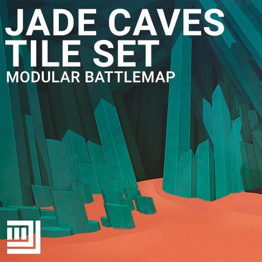 Jade Caves Tile Set