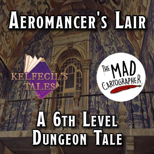 Dungeon Tale: Aeromancer's Lair
