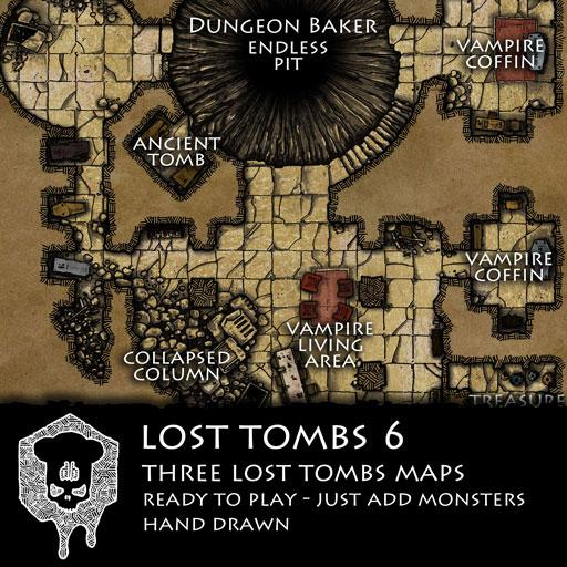 Lost Tombs 6