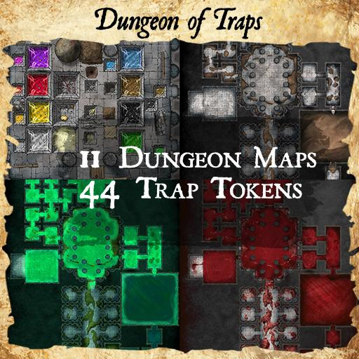 Dungeon of Traps