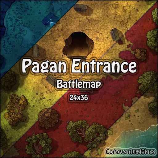 Pagan Entrance