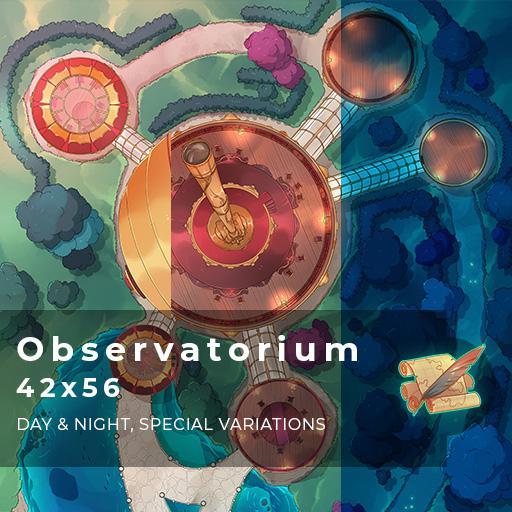 Observatorium Battlemap