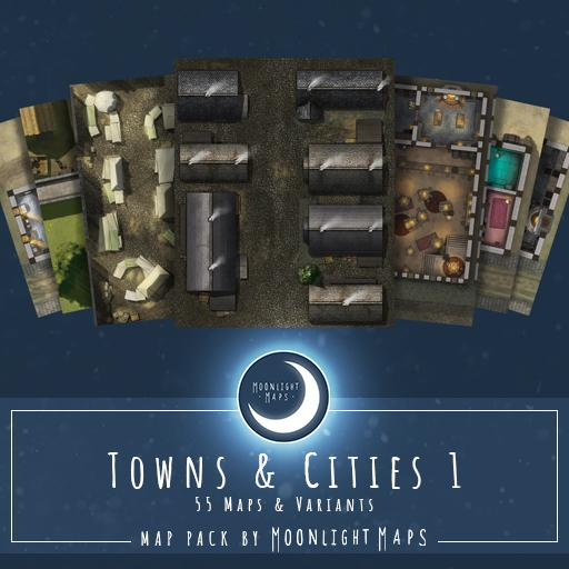 Towns & Cities 1