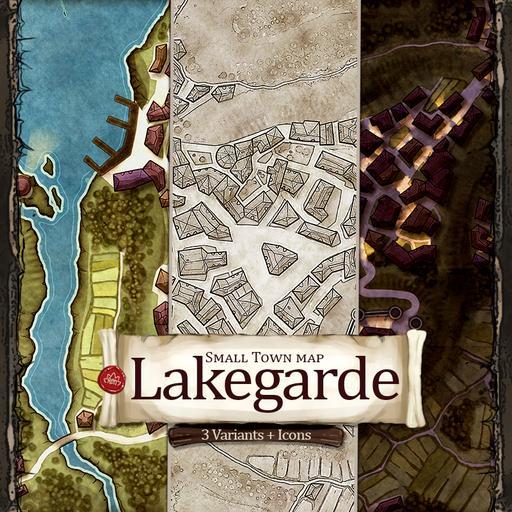 [Small Town] Lakegarde