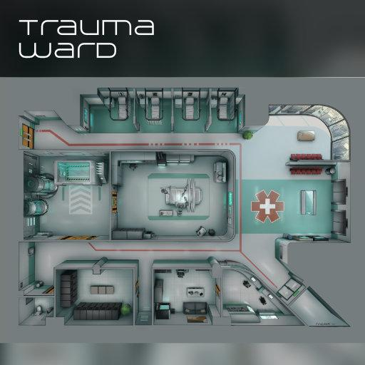 Hospital Trauma Ward