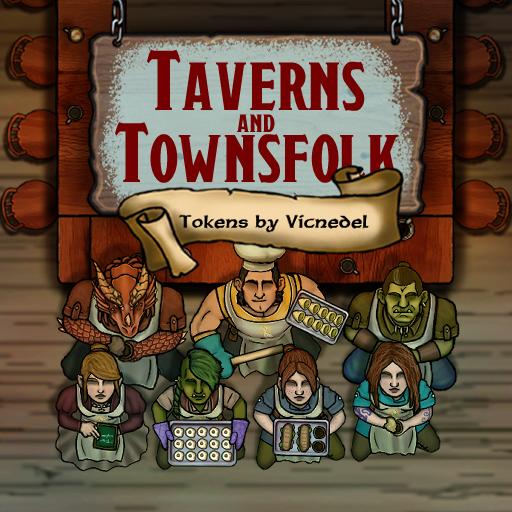 Taverns and Townsfolk