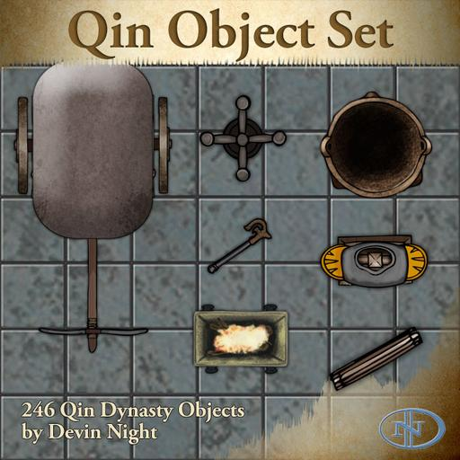 Objects 02: Qin Dynasty