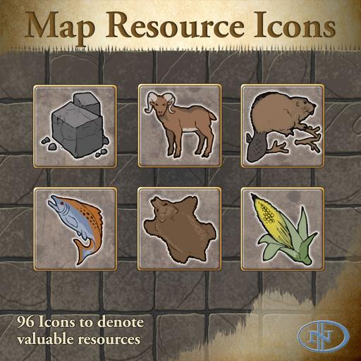 Objects 04: Resource Icons