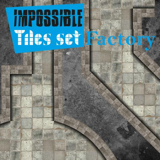 Impossible Tiles Set: Factory