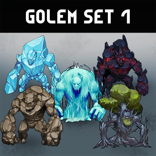 Golem Set 1