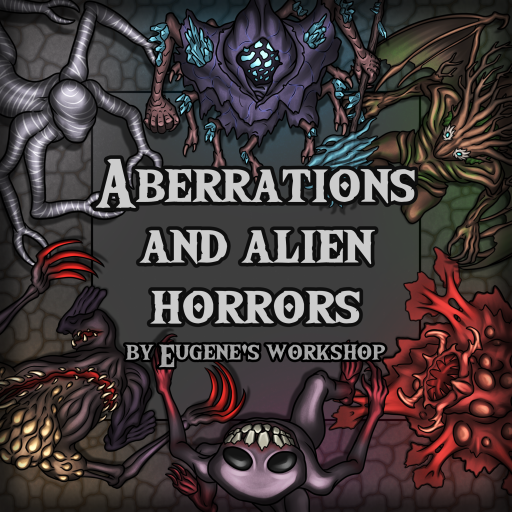 Aberrations and Alien Horrors