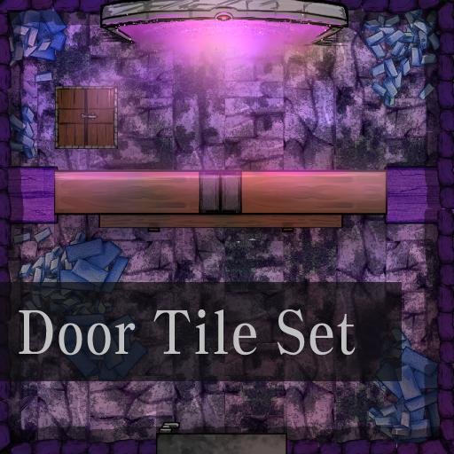 Door Tile Set