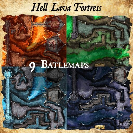 Hell Fortress