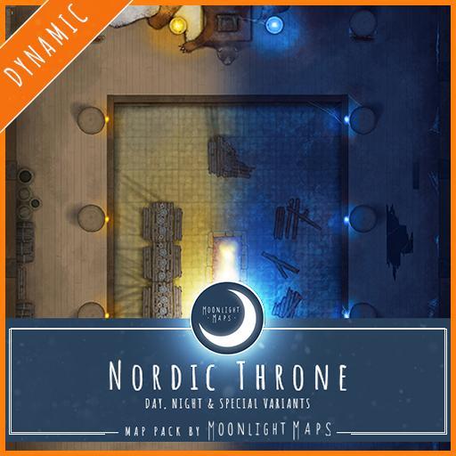 Dynamic | Nordic Throne