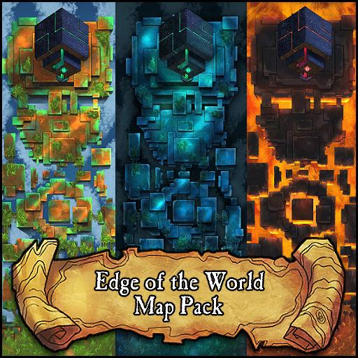 Edge of the World Battlemap
