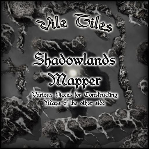 Vile Tiles: Shadowland Mapper