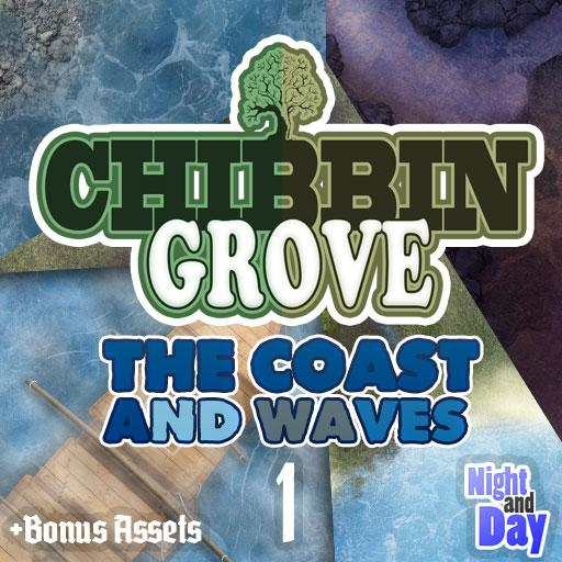 Chibbin Grove: The Coast and Waves 1