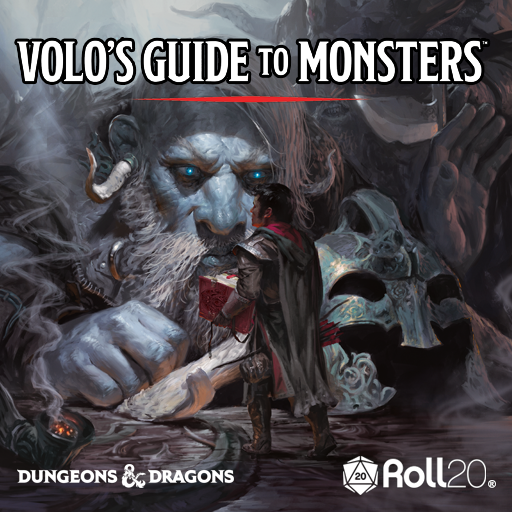 Volo's Guide to Monsters | Roll20 Marketplace: Digital goods