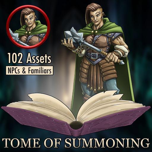 NPCs & Familiars
