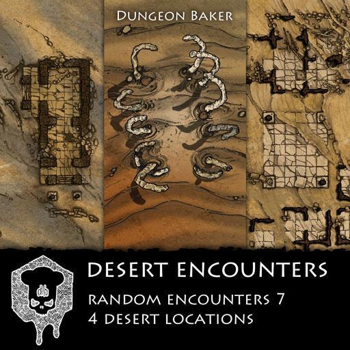 Desert Encounters