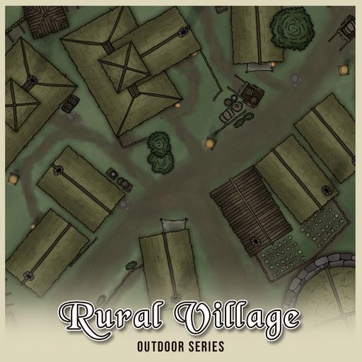 Rural Village Pack